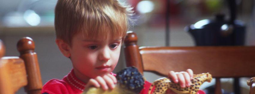 Terapia audio-visiva bambini a rischio autismo