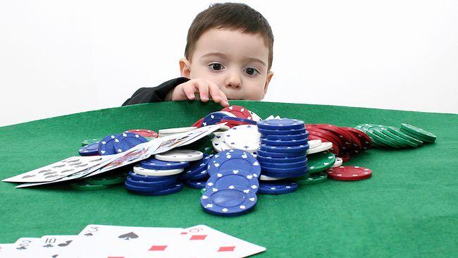adolescenza gioco d'azzardo