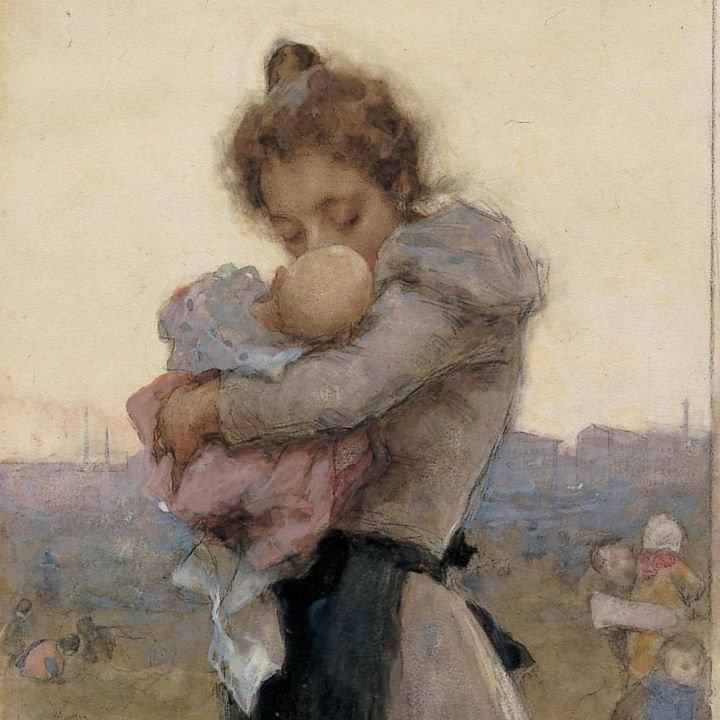 carezze materne