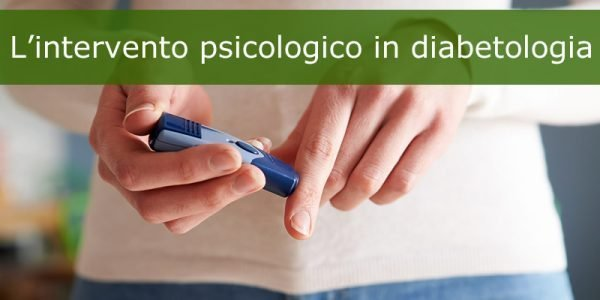 L'intervento psicologico in diabetologia