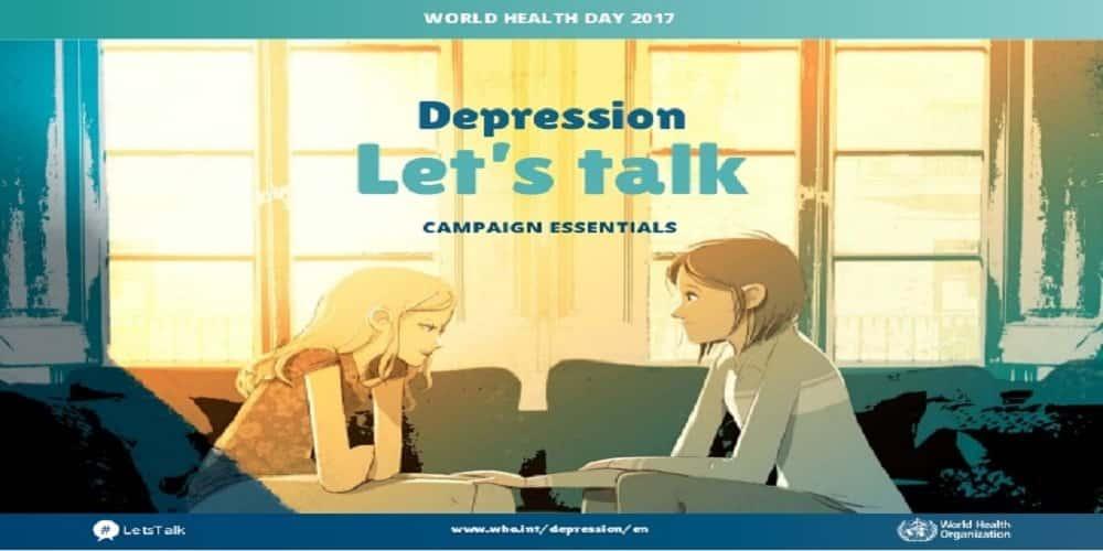 depressione oms