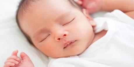 Dove dormono i neonati