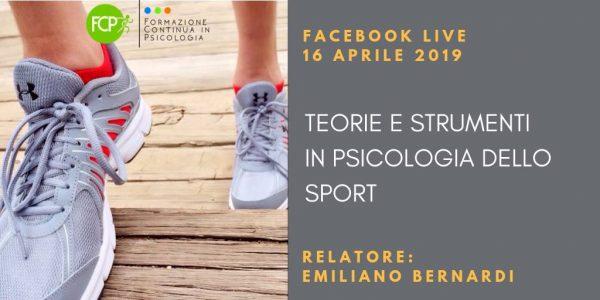 Teorie e strumenti in psicologia dello sport