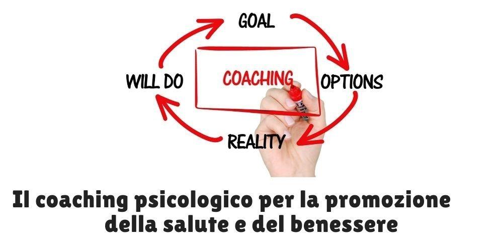 coaching psicologico promozione salute benessere