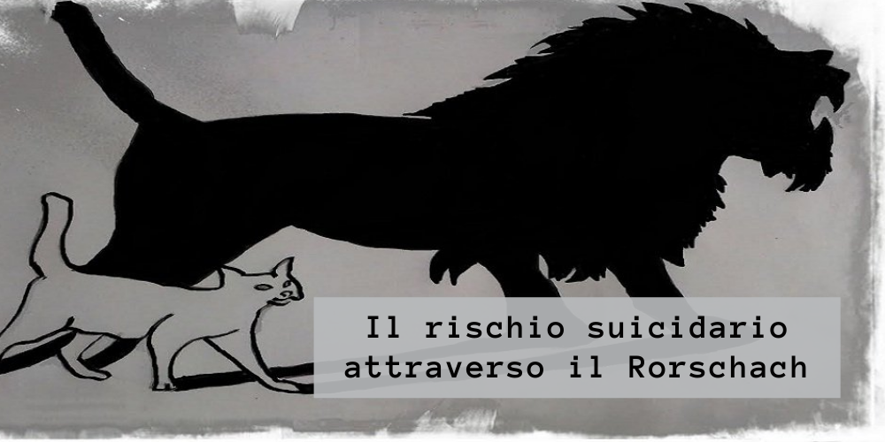 Il rischio suicidario attraverso il Rorschach