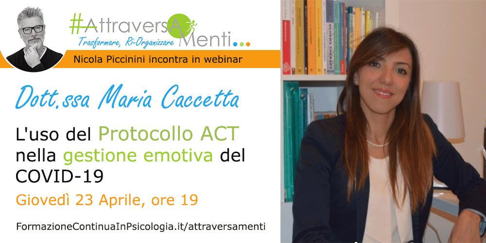 L'uso del Protocollo ACT nella gestione emotiva del COVID-19