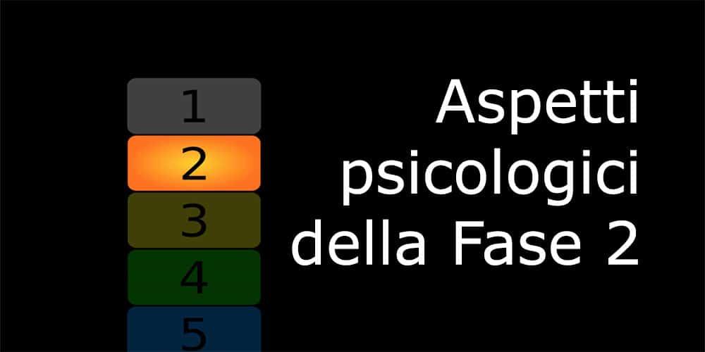 Aspetti psicologici della Fase 2. Analisi e proposte della Associazione Italiana di Psicologia