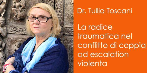 La radice traumatica nel conflitto di coppia ad escalation violenta