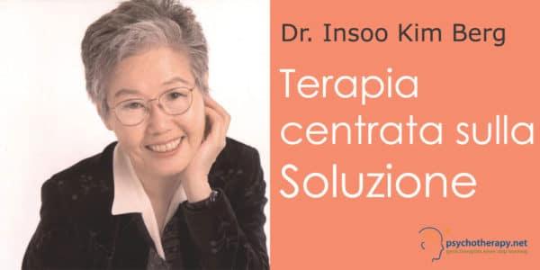 La Terapia centrata sulla Soluzione, con Insoo Kim Berg