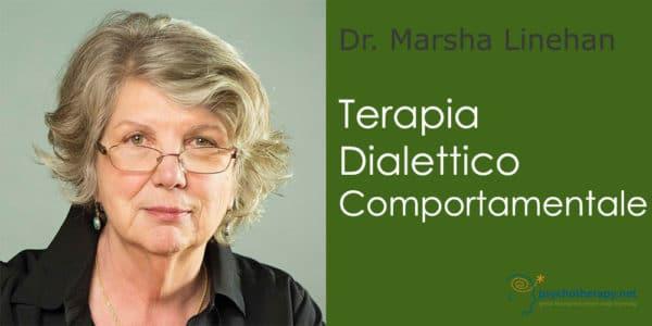 La Terapia Dialettico Comportamentale, con Marsha Linehan