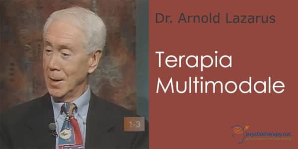 La Terapia Multimodale, con Arnold Lazarus