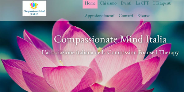 La Compassion Focused Therapy, con Nicola Petrocchi