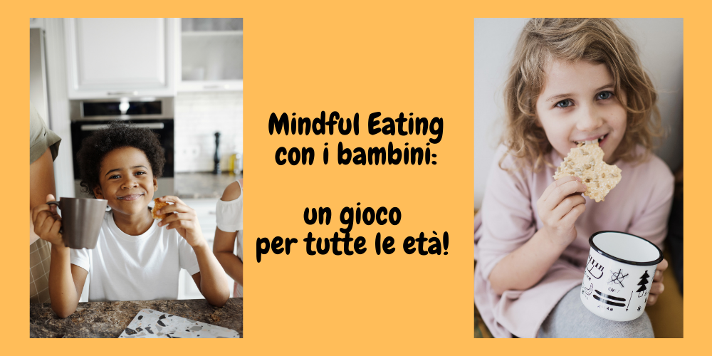 mindful eating bambini