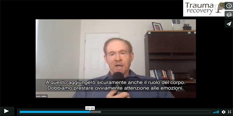 Il Dr Laurence Heller presenta il NeuroAffective Relational Model