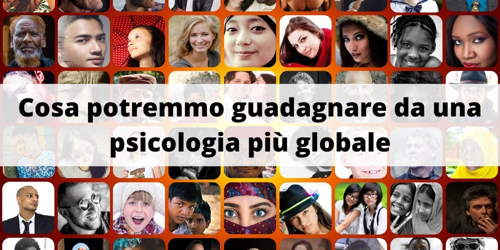 psicologia globale