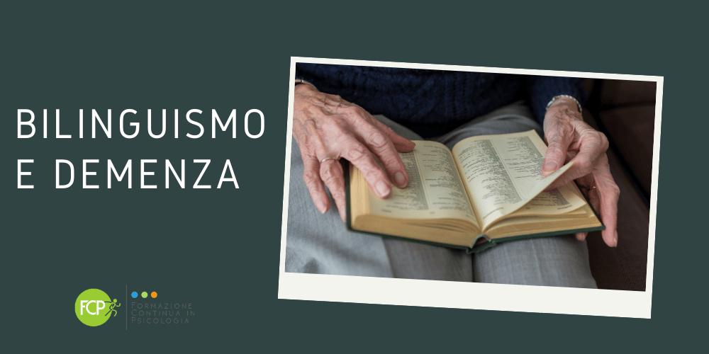 bilinguismo demenza