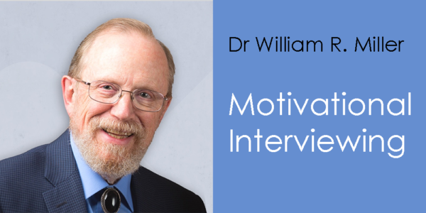 Il Motivational Interviewing, con William R. Miller