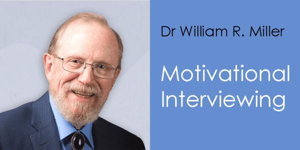 Il Motivational Interviewing, con William R. Miller