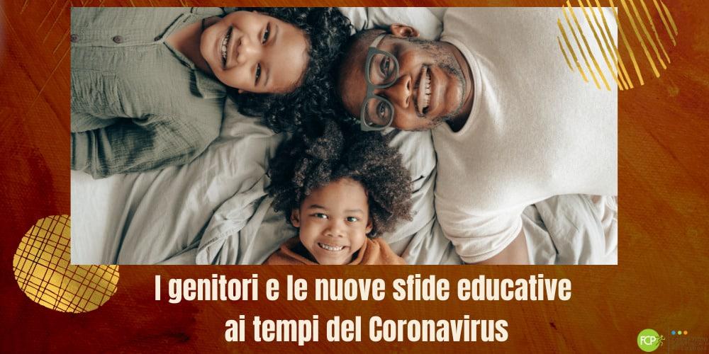 genitori coronavirus