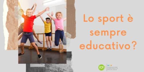sport educativo