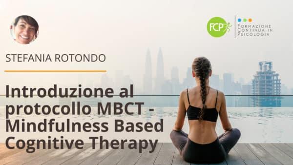 Introduzione la protocollo MBCT