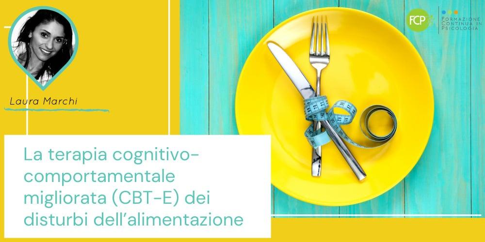 Terapia cognitivo-comportamentale migliorata