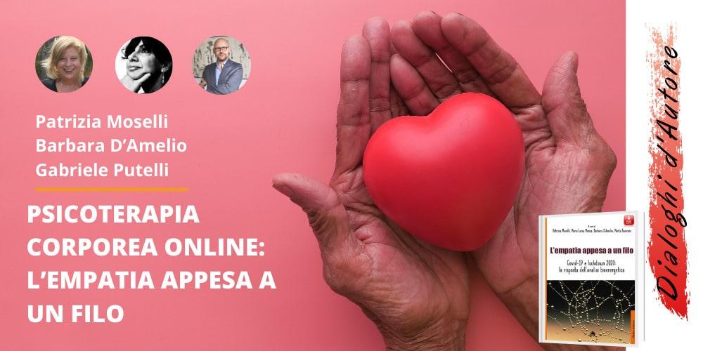 Psicoterapia corporea online: l'empatia appesa a un filo