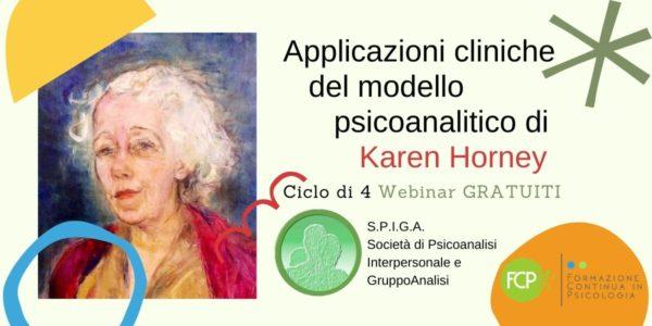 Applicazioni cliniche del modello psicoanalitico di Karen Horney