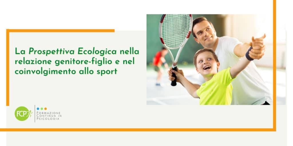 genitore e sport
