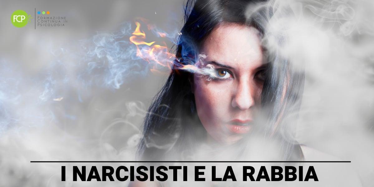 narcisisti rabbia