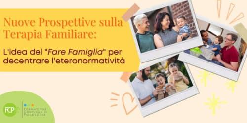 terapia familiare e LGBT