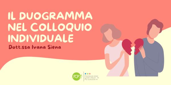Il Duogramma nel colloquio individuale