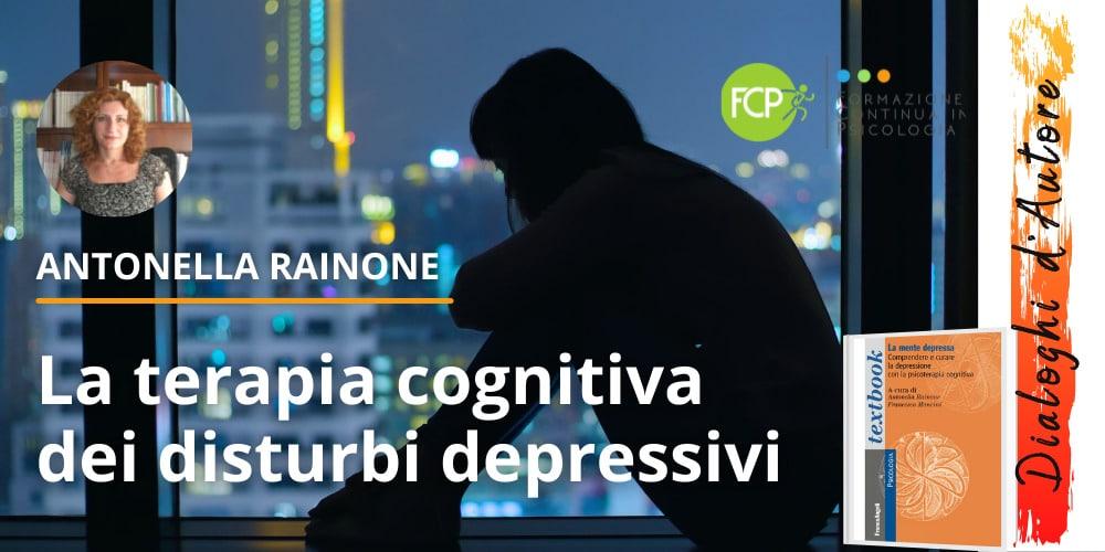 terapia cognitiva dei disturbi depressivi