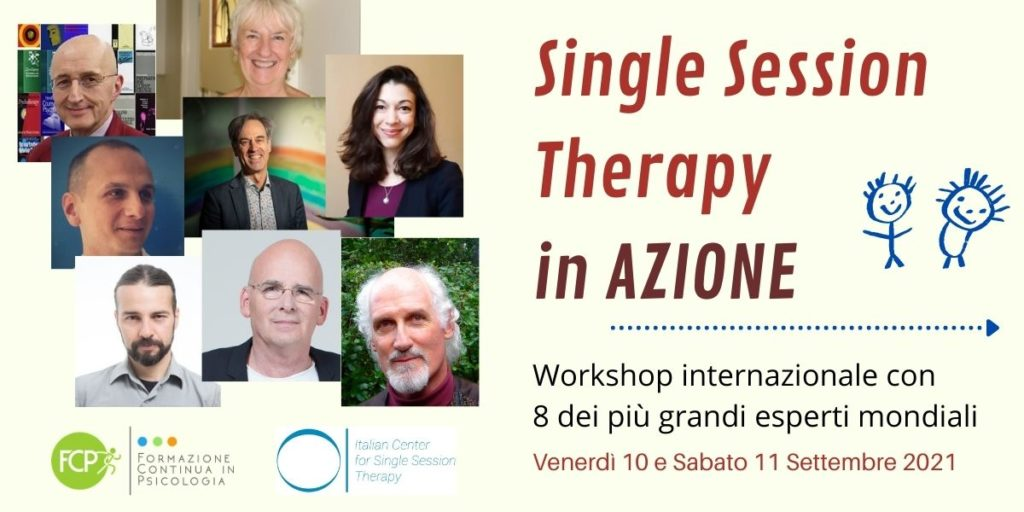 Single Session Therapy in Azione