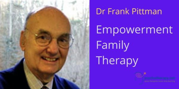 L'Empowerment Family Therapy, con Frank Pittman