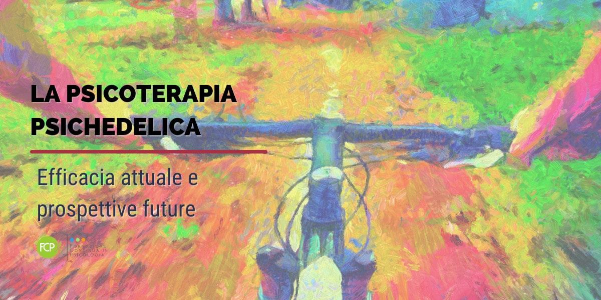 psicoterapia psichedelica