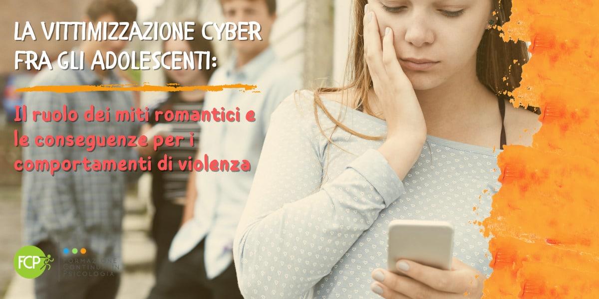 vittimizzazione cyber