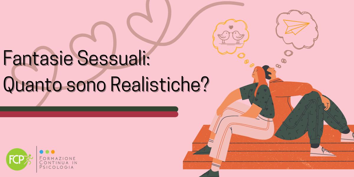 fantasie sessuali