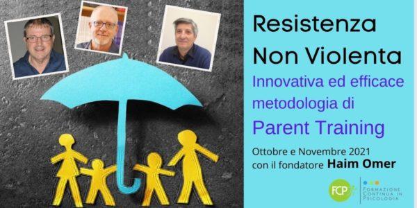 Resistenza Non Violenta: un intervento innovativo per problemi comportamentali e psicologici di Bambini, Adolescenti e Giovani Adulti