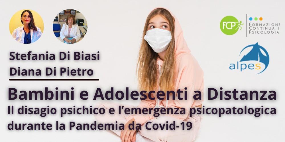 disagio psichico durante pandemia