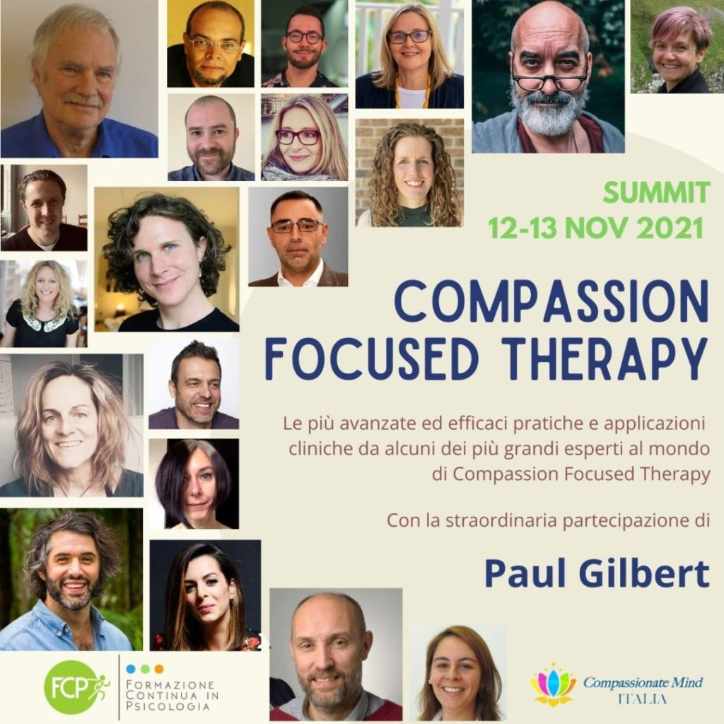 Compassion Focused Therapy SUMMIT 2021
