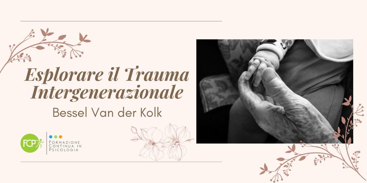 trauma intergenerazionale