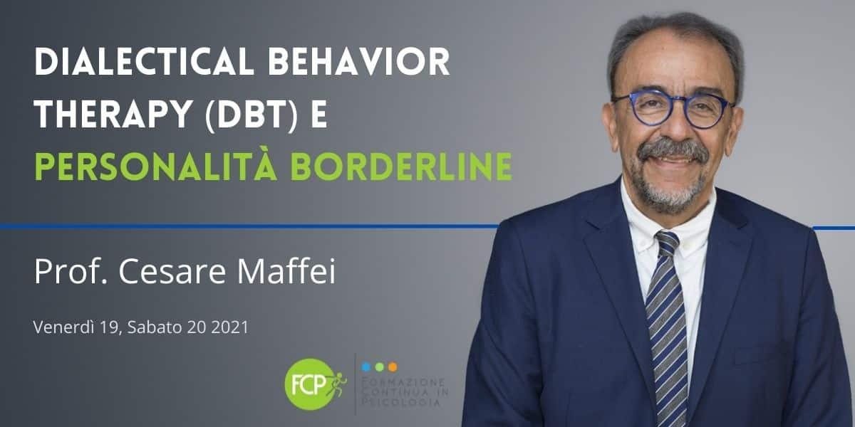 La Dialectical Behavior Therapy (DBT) nell'intervento con Personalità Borderline