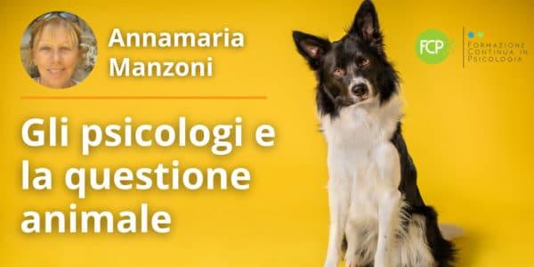 psicologia e animali